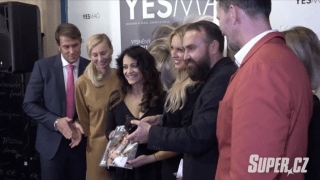 Ceremonial launch of YESMAG at Super.cz